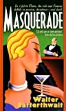 Masquerade by Walter Satterthwait front cover