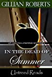 Front cover for the book In the Dead of Summer by Gillian Roberts
