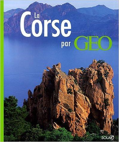 Livre La Corse par GEO pdf, epub ebook