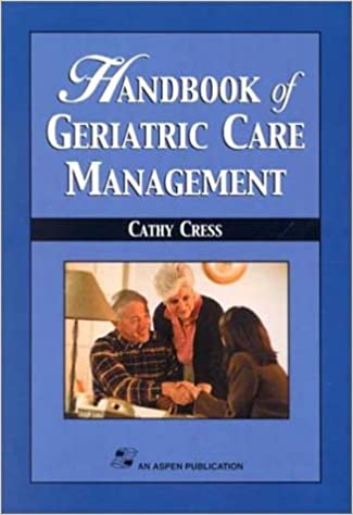 IHandbook of Geriatric Care Management/I