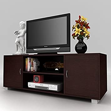 Steel Craft Baleno TV Cabinet (Wenge)