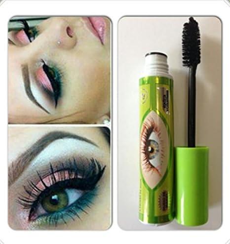 Amazon.com : Nirvana Organic Mascara Te Verde con hueso de Mamey : Beauty