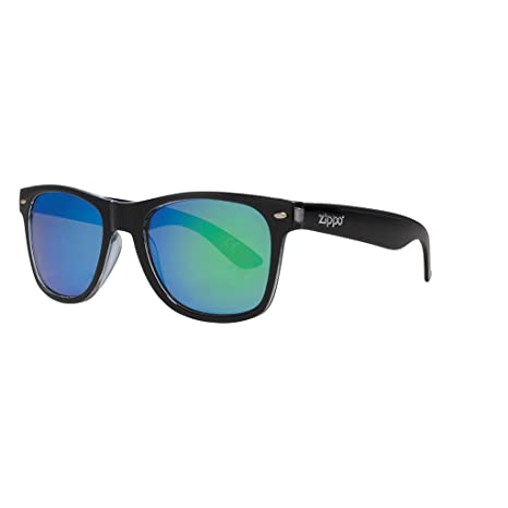 2915d11a15f4f Amazon.com   Zippo Green Multicoating Classic Sunglasses   Sports ...