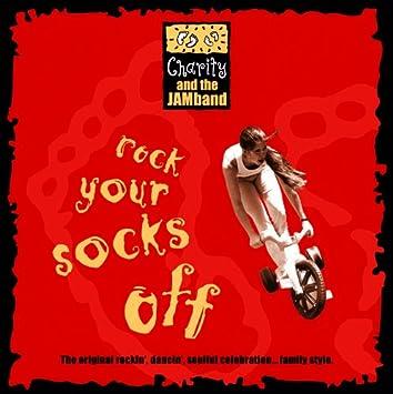 Charity Kahn - Charity and the JAMband  Rock Your Socks Off - Amazon.com  Music cffa93f8416