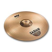 Sabian 41609X 16-Inch B8X Rock Crash Cymbal