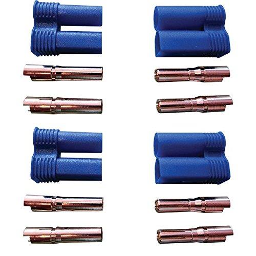 EZ-Solder EC5 Connectors (2 pairs)