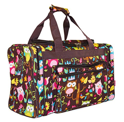 n-gil-brown-multicolor-owls-duffle-carry-on-bag-19-inch