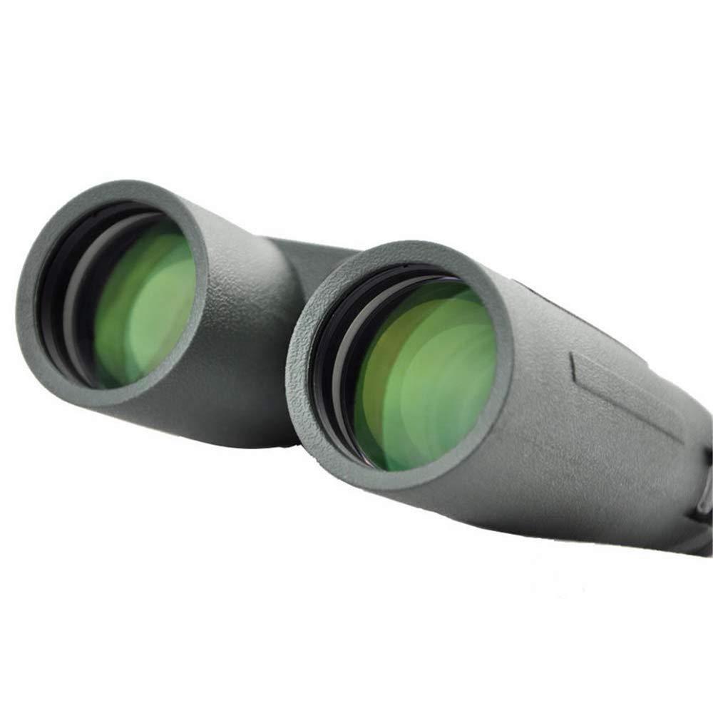 MCJL 8X42 ハンドヘルド HD アウトドア EDガラス双眼鏡 BAK4 ルーフ ポータブル望遠鏡 持ち運び簡単 アウトドア旅行に最適