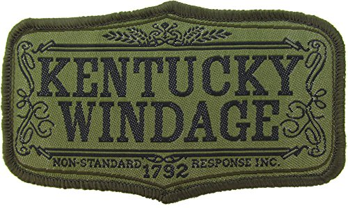 Kentucky Windage Morale Patch (Woodland (Green)) ()
