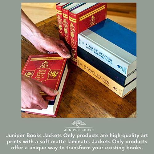 Juniper Books Hunger Games Trilogy Book Set with Custom Dust Jackets SCHG3
