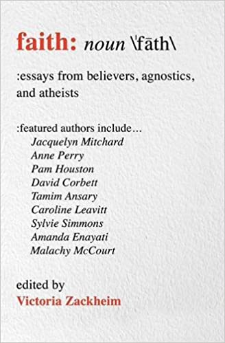 com faith essays from believers agnostics and atheists com faith essays from believers agnostics and atheists 9781582705026 victoria zackheim books