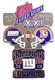 Super Bowl XXI Oversized Commemorative Pin
