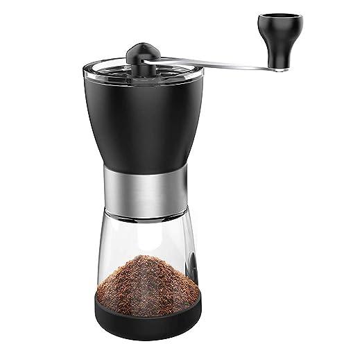 SYSP Molinillo de Café Manual Cafetera de Grano de Café para ...