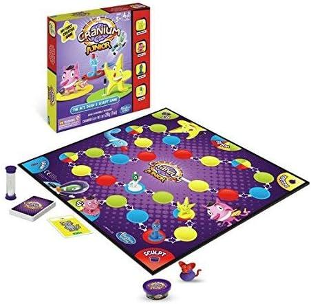 Cranium Junior de Hasbro Gaming: Amazon.es: Juguetes y juegos