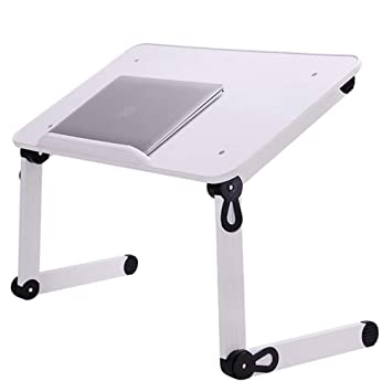 lquide Mesa para computadora portátil, pequeña Mini Mesa de ...