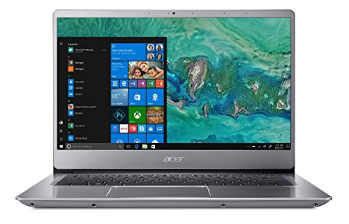 Acer Swift 3 SF314-54-56L8, 14″ Full HD, 8th Gen Intel Core i5-8250U, 8GB DDR4, 256GB SSD, Windows 10, Silver