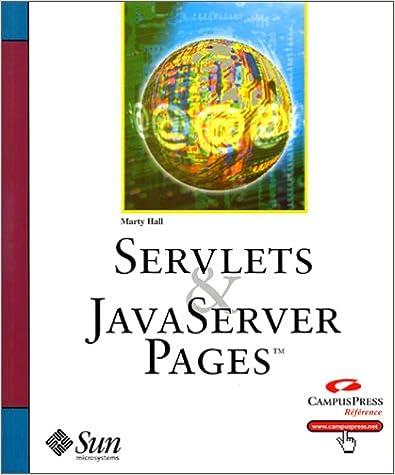 Lire Références : Servlets et JavaServer Pages pdf, epub