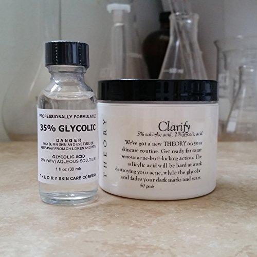Salicylic Skin Clarifying Attention Formulated