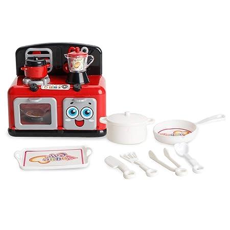 Foxom Kuchenspielzeug Kinder Lernspielzeug Simulation