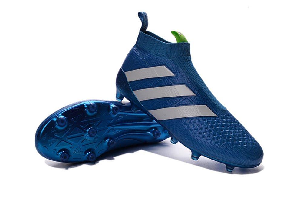 Zhromgyay Schuhe Herren Ace 16 purecontrol Royal Blau Fußball Fußball Stiefel
