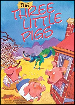 The Three Little Pigs Big Book Play Literacy Links Plus Big