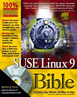 SUSE Linux 9 Bible Front Cover