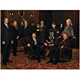 Boston Legal 8 x 10 Photo Boston Legal Cast Photo Red & Gold Carpet Pose 2 kn