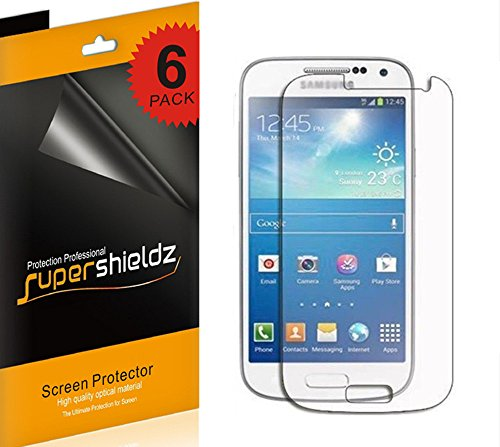 [6-Pack] Supershieldz- High Definition Clear Screen Protector for Samsung
