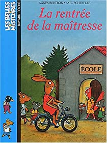 La rentrée de la maîtresse par Bertron-Martin