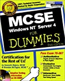MCSE Windows Network Server 4 for Dummies, MCSE Majors Staff, 0764506110