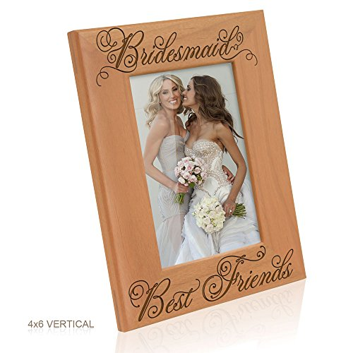 Kate Posh - Bridesmaid - Best Friends Picture Frame (4