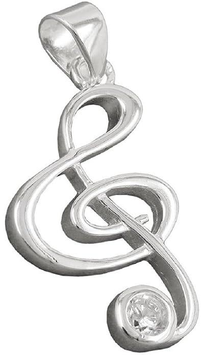 4e9a17a2c5 Gioielli da donna e da uomo ciondolo a forma di chiave con zirconi in  argento semibrevi ...