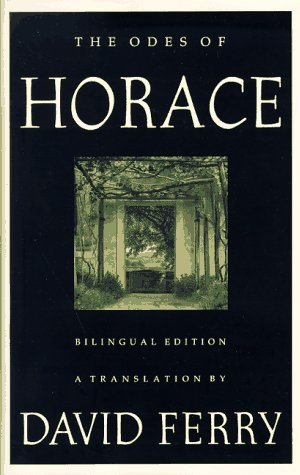 The Odes of Horace (English and Latin Edition)