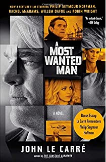 com the constant gardener a novel john  a most wanted man a novel