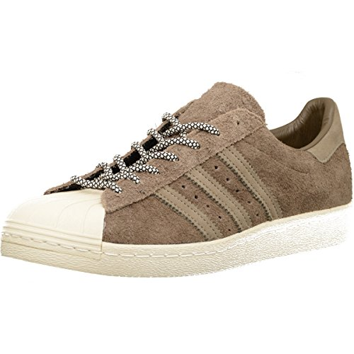 adidas 80s Scarpa Superstar 80s Superstar adidas Brown UH6qOwx4w