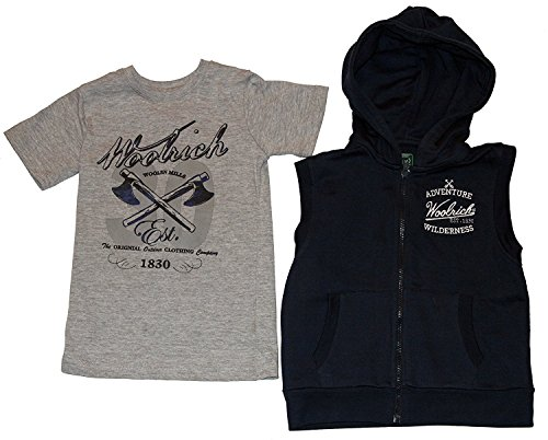 Woolrich Embroidered Vest - 1