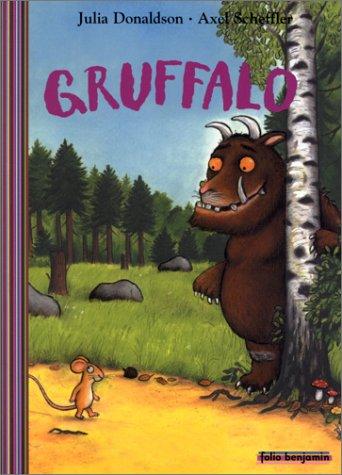 Gruffalo (Folio Benjamin): Amazon.es: Donaldson, Julia, Scheffler, A.: Libros en idiomas extranjeros