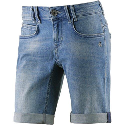 Damen Jeans Blu Mogul Denim Shorts f0UwxWq6