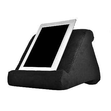 iPad Pillow Holder for Lap Tablet Pillow Holder Reading in Bed Knee Sofa Desk Floor Universal Phone /& iPad Pillow Holder Stand for Lap