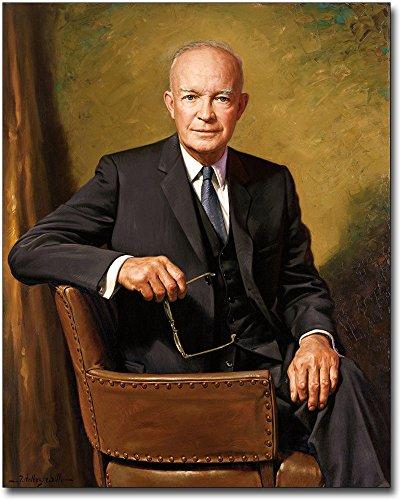 Eisenhower Portrait - 9