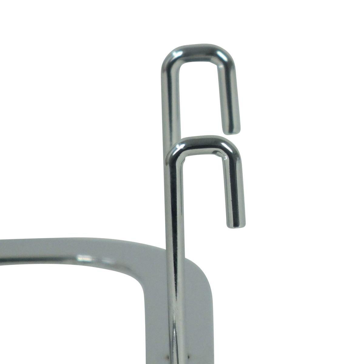 Kela 19639 Prisma - Porta utensili da cucina in metallo cromato ...