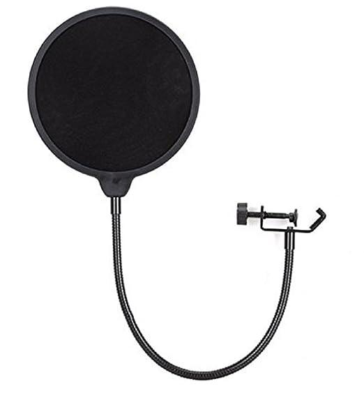232 opinioni per Vococal- Studio Microfono Mic Vento Schermo Anti Filtro Anti-Pop Girevole 360