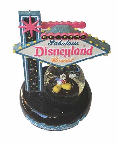 Welcome to the Fabulous Disneyland Resort Snow Globe