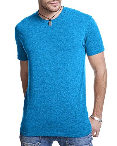 Next Level 6010 Men's Tri-Blend Crew Tee - Fashion Tri Blend T-shirt