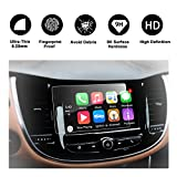 2017 2018 Chevrolet Trax 7-Inch In-Dash Screen Protector, RUIYA HD Clear TEMPERED GLASS Car Navigation Screen Protective Film