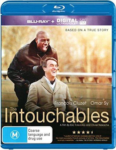The Intouchables [Blu-ray + Digital Copy] [NON-USA Format / Region B Import - Australia]