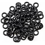 Max Keyboard Cherry MX Rubber O-Ring Switch Dampeners 50A - 0.4mm Reduction (130pcs)