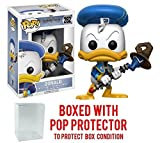 Best Disney Friend Keychain Lights - Funko POP Disney: Kingdom Hearts Donald DuckToy Figures Review