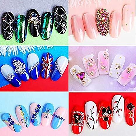 1000 Teile Beutel 3d Nail Art Strass Mix Größen Ab Farben Flache Unten Chameleon Nagel Studs Diy Nagel Dekorationen Für Nägel