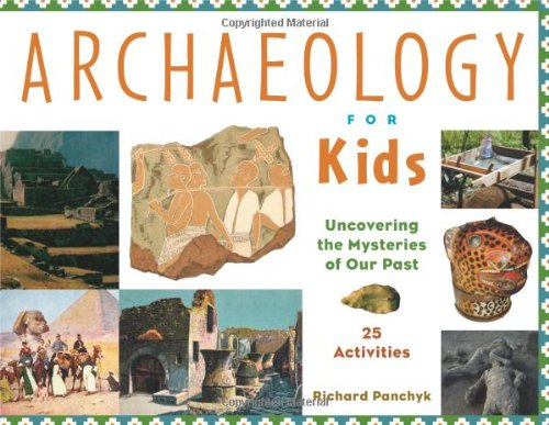 Archaeology for Kids: Uncovering the Mysteries of Our Past, 25 Activities (For Kids series) by Chicago Review Press (Image #6)